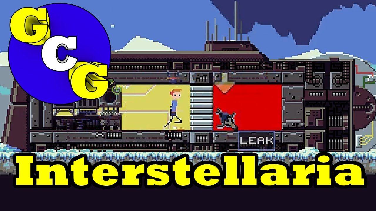Interstellaria Gameplay A real time spaceexploration