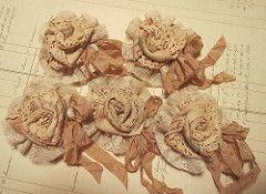 Fall Flower Swap Flowers   by terri gordon