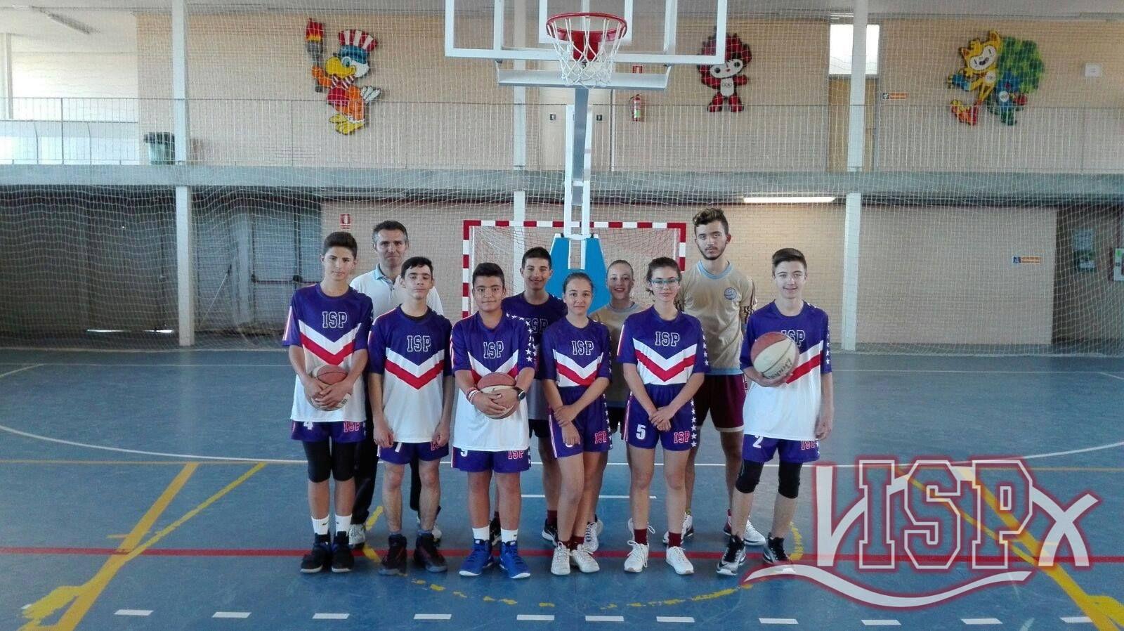 3º y 4º de SecundariaISP y SportsTeamISP visitaron ayer