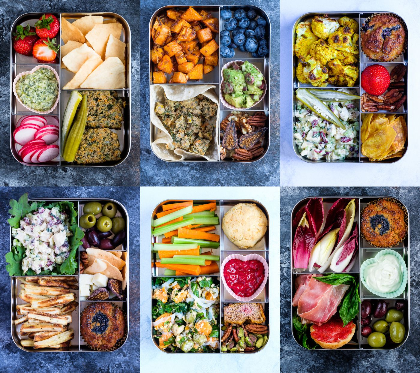 Back to school six lectinfree lunch box ideas part 1