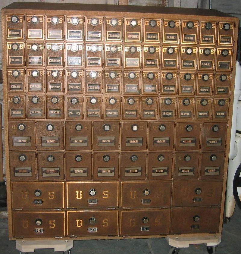 Antique post office boxes - Antique Post Office Boxes Sumner Office Ideas Post Office