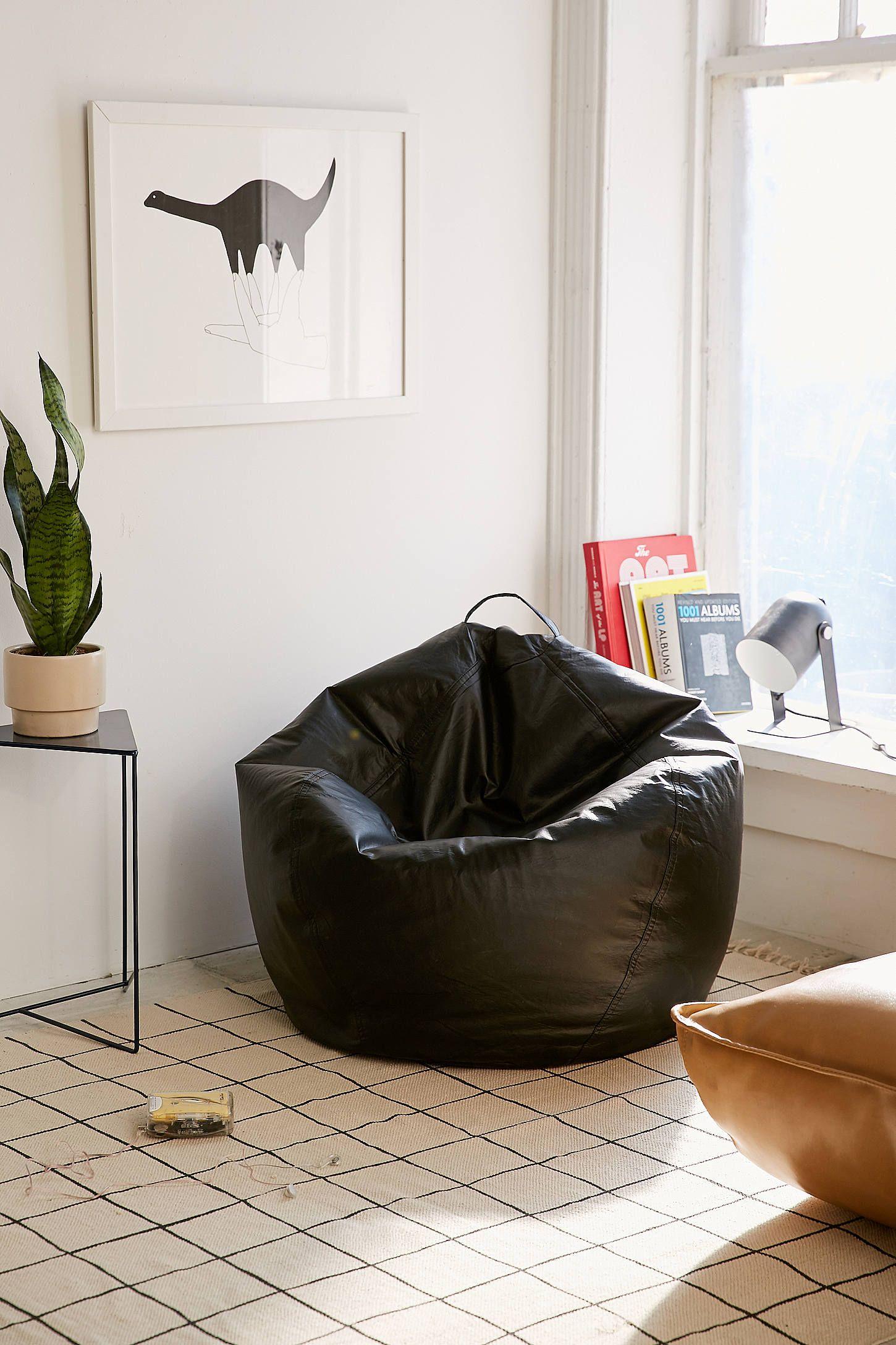 Wondrous Vinyl Bean Bag Home In 2019 Bean Bag Urban Outfitters Creativecarmelina Interior Chair Design Creativecarmelinacom