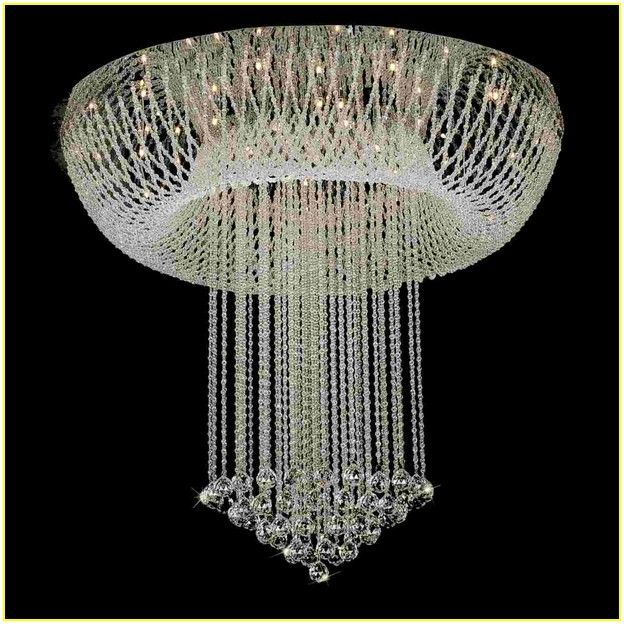 Wonderful Diy Chandelier Kit Diy Crystal Chandelier Kit Home