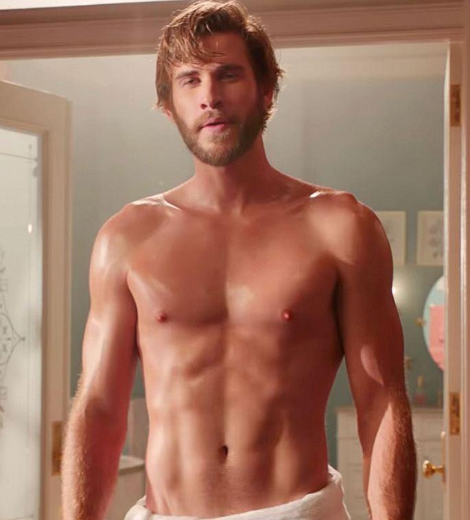 Liam Hemsworth Nude Sex & Underwear Movie Scenes - Men