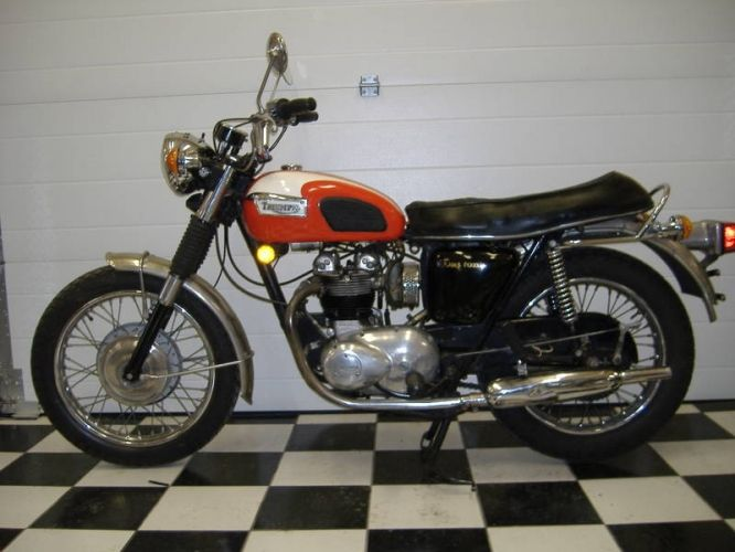 Honda Motorcycles Calgary >> triumph 500 | 1973 Triumph Daytona 500 for sale in Calgary ...