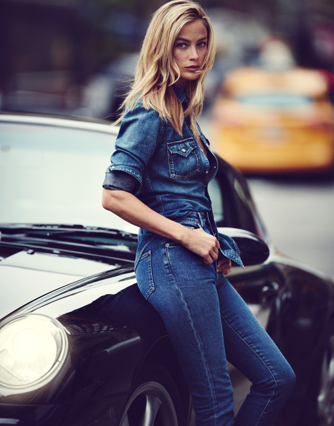 993 C2S shown by Carolyn Murphy - photo by Emma Tempest