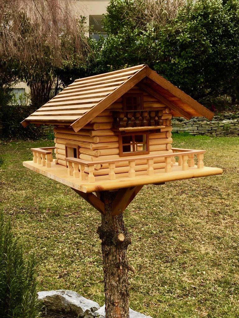 Vogelhaus Dekorative Vogelhauser Vogelhaus Rustikale Vogelhauschen