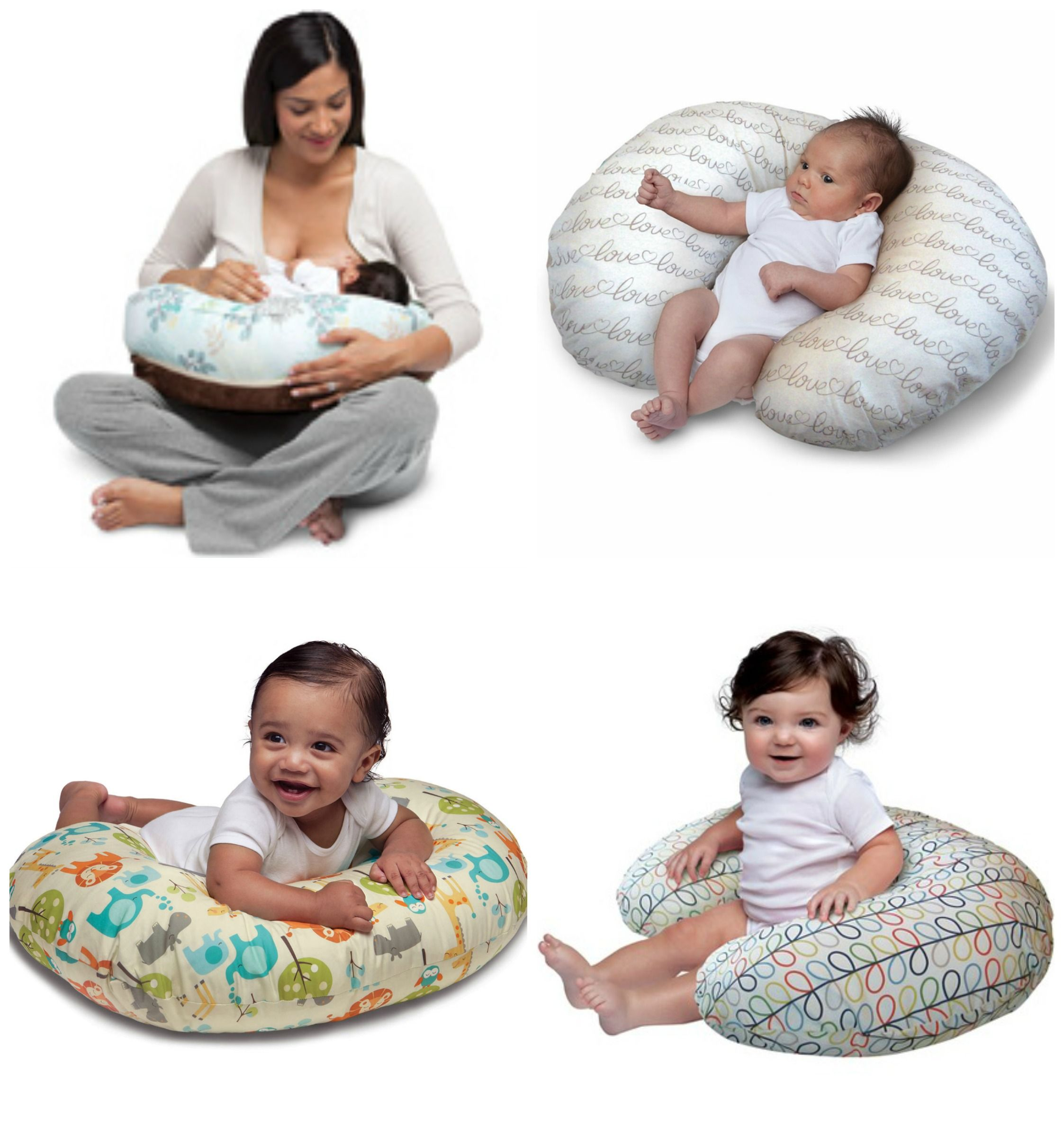 Our List Of The Best Nursing Pillows Includes The Boppy Pillow