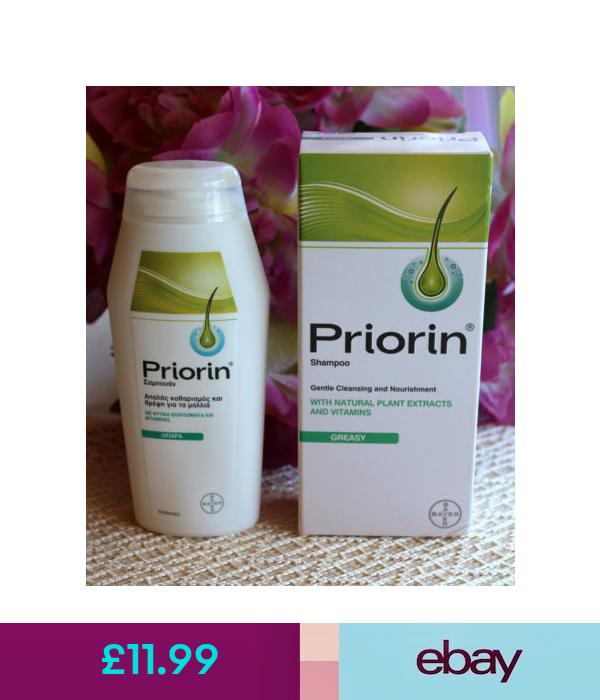 Priorin Hair Loss Treatments Ebay Health Beauty Anti Hair Loss Shampoo Anti Hair Loss Greasy Oily Hair