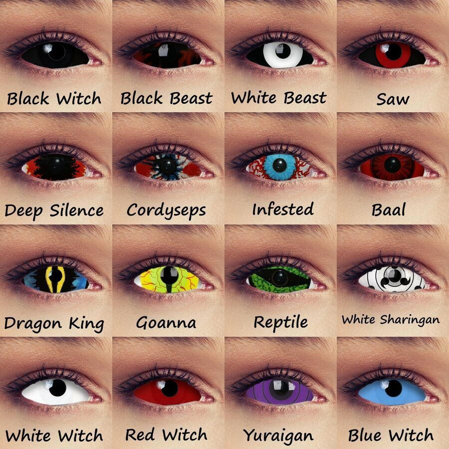 SALE CHEAP FULL SCLERA Colored contacts Contact Lenses Halloween Costume  Cosplay #Affiliate #SCLERA#Colo… | Halloween contact lenses, Color lenses,  Colored contacts