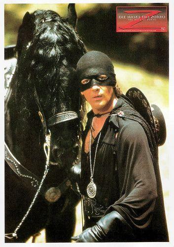 Happy Birthday Antonio Banderas The Mask Of Zorro Zorro Movie The Legend Of Zorro