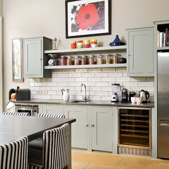 Quirky Kitchen Decor: Kitchen Shelving - Google Search