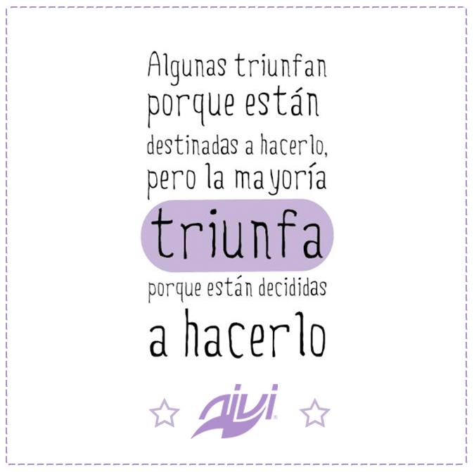 Y TÚ, ESTÁS DECIDIDA A HACERLO? #Triunfa con #CatalogoNivi - www.niviglobal.com
