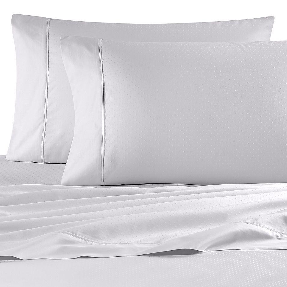 Wamsutta 620 Thread Count King Pillowcase in Blue Jean Set of 2
