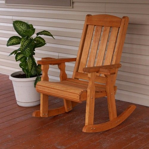 Centerville Amish Heavy Duty 600 Lb Mission Outdoor Rockers Sale