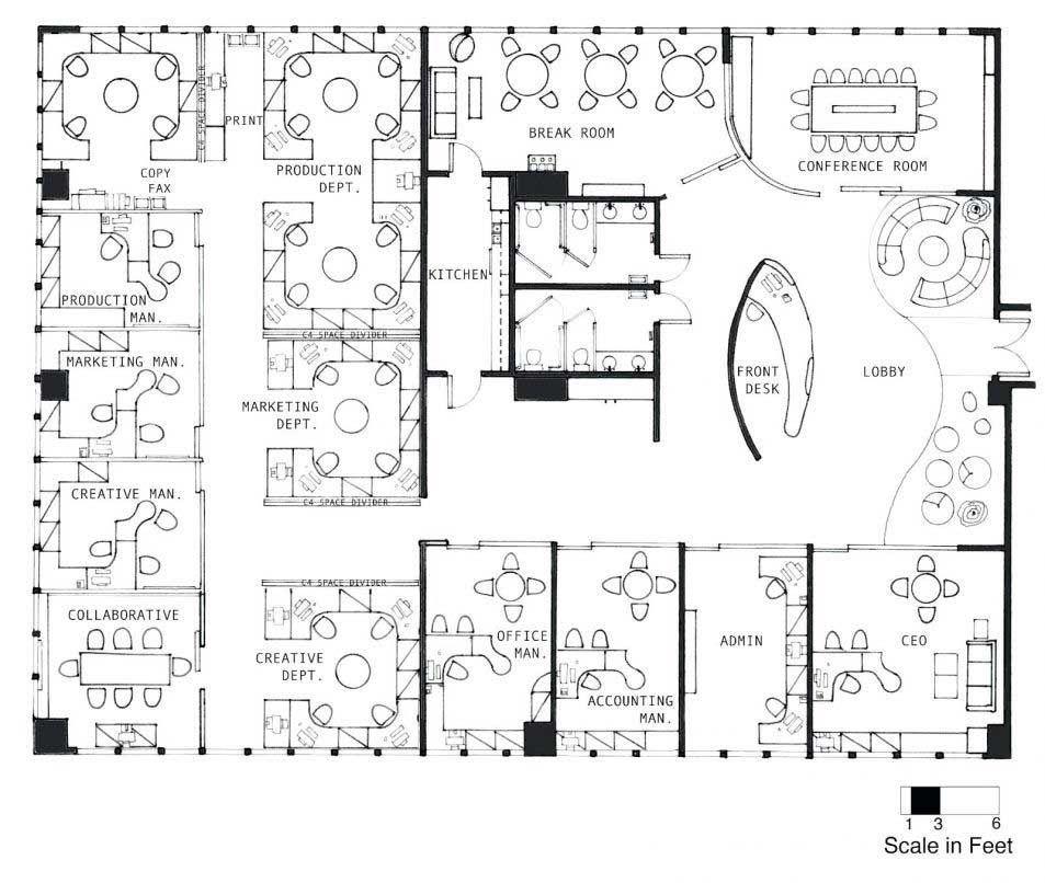 11 Amazing Ceo Office Design Floor Plan Office Floor Plan Office Space Planning Office Layout Plan