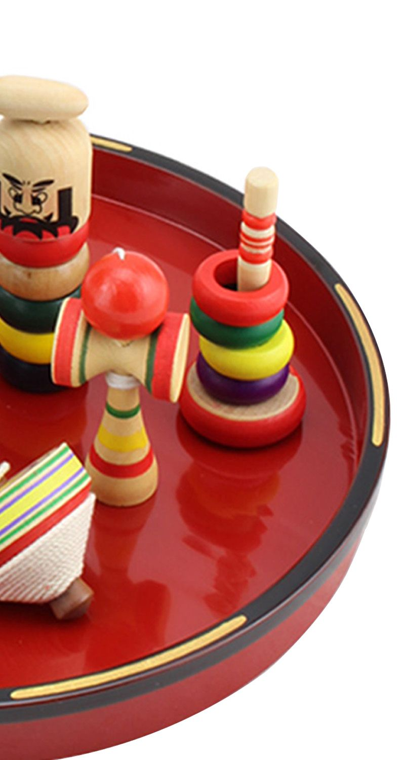 Japanese vintage mini toy miniature toy traditional