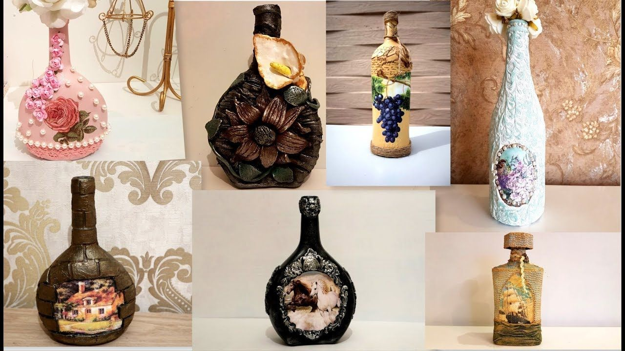 7 Glass Bottle Ideas Diy Recycled Glass Bottles In 2020