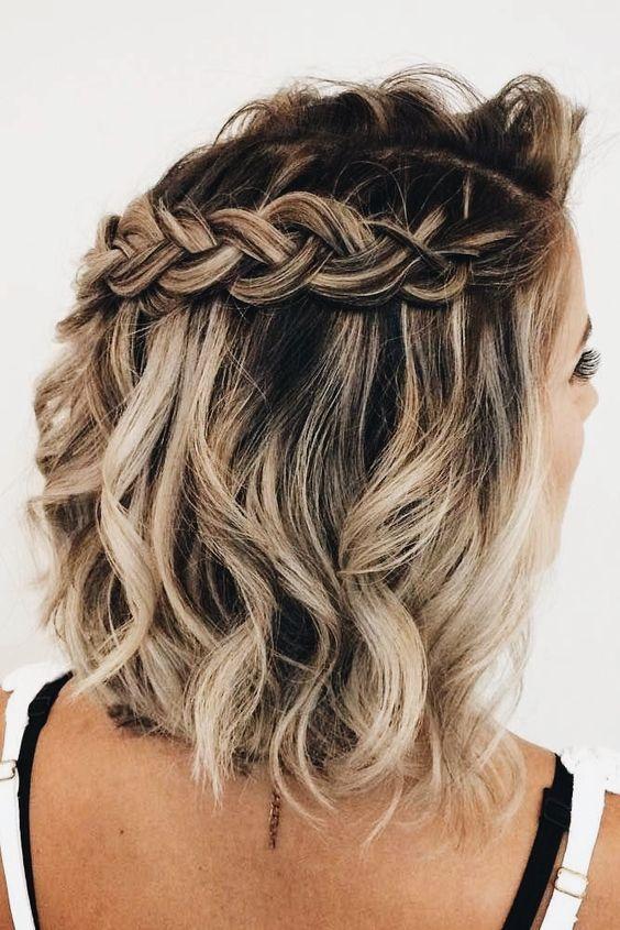 Peinados que puedes llevar si eres amante del cabello corto! – Peinados facile