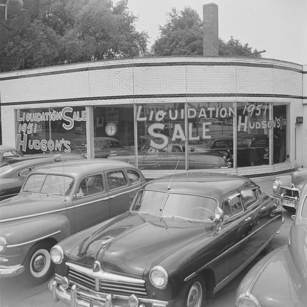 Car Dealerships From PAST