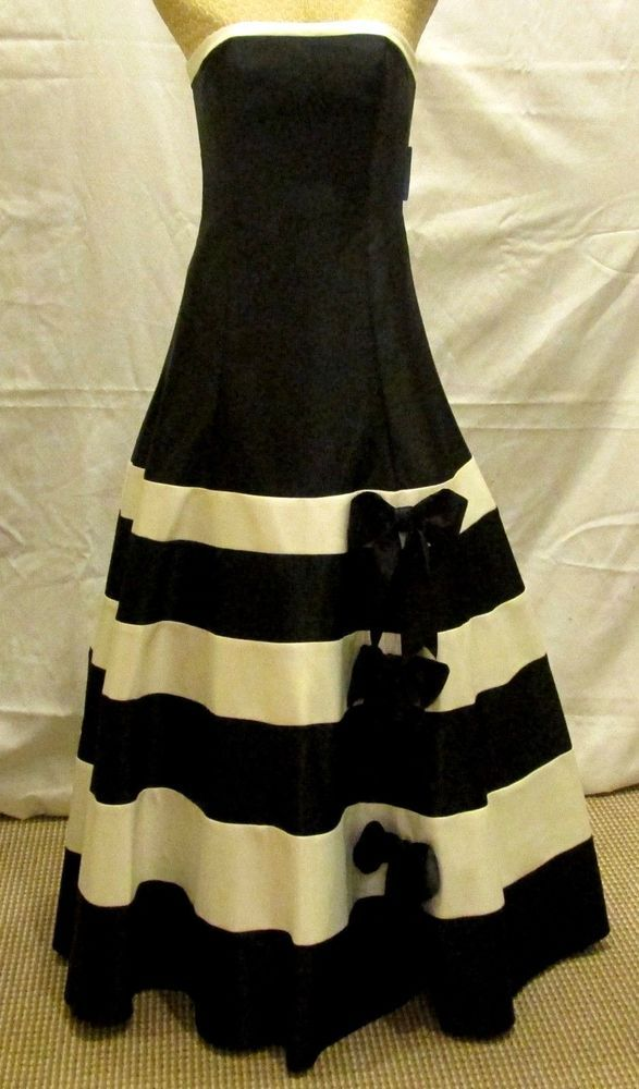 dress Jessica mcclintock black