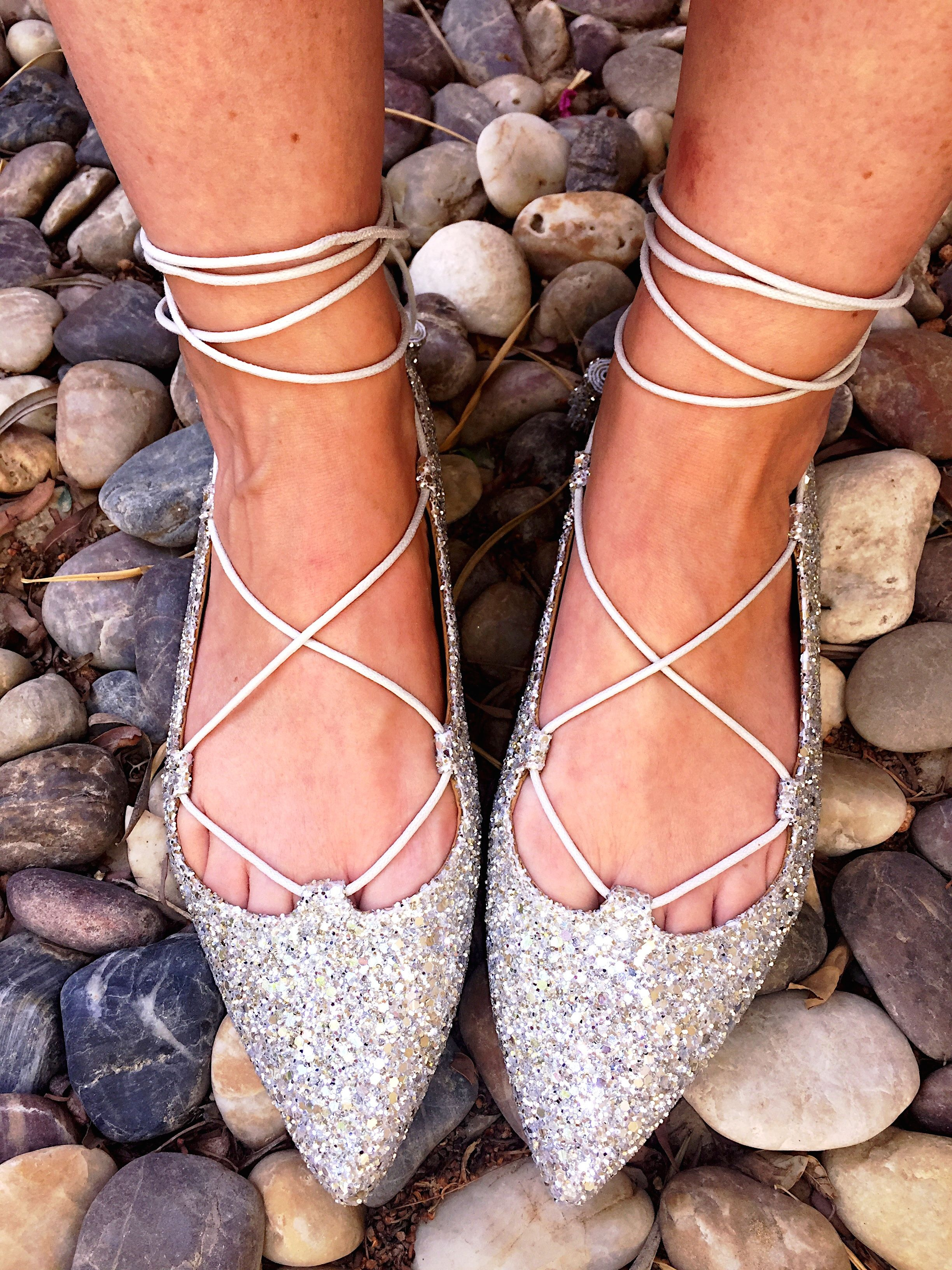 e31a8ba74 Office-laceup-shoes-flats-trend-glitter-silver-comfy-blog-post-online  shopping-sparkly-laces-gingham and sparkle-dubai-ireland