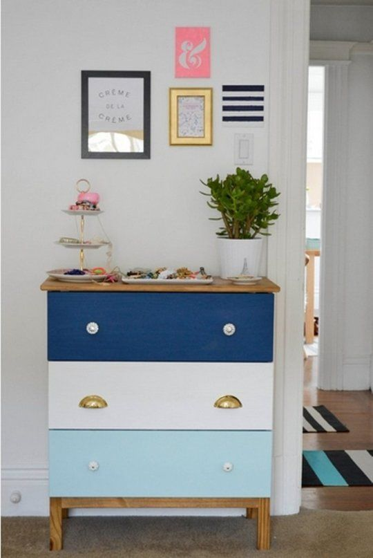 25 Masterful Ways To Hack 1 IKEA Dresser