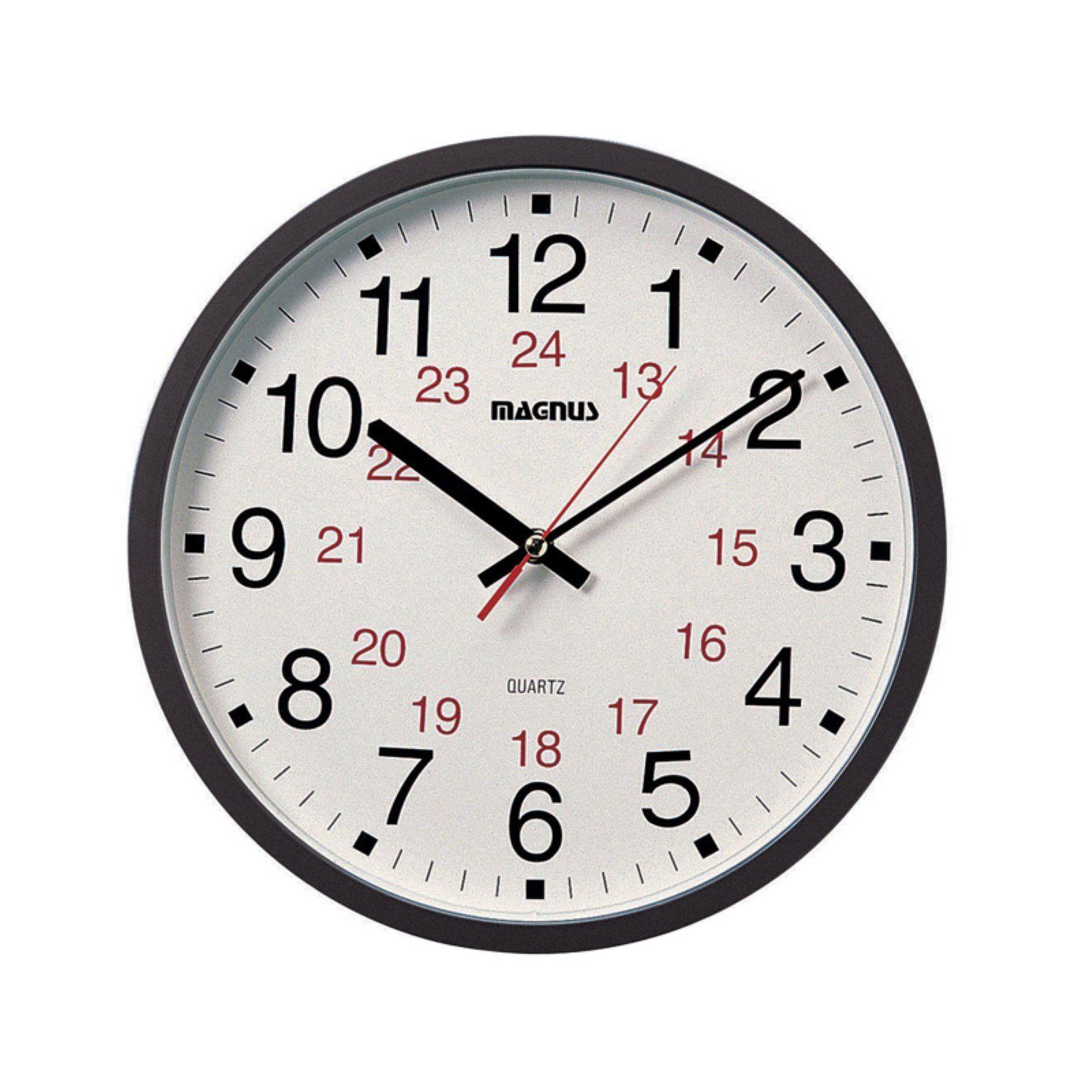 Dainolite Magnus 12 In Office Clock