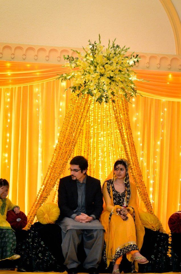 Mehndi Stage Decoration Simple : Mehndi stage stages pinterest and