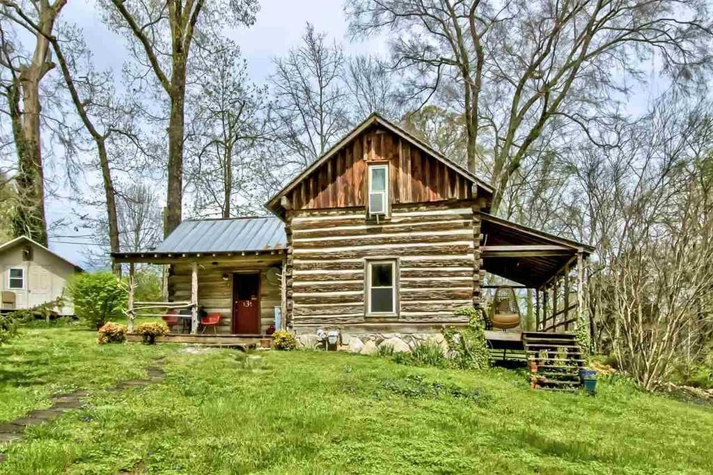 Under 100K Sunday c 1900 Move In Ready Log Cabin Rented