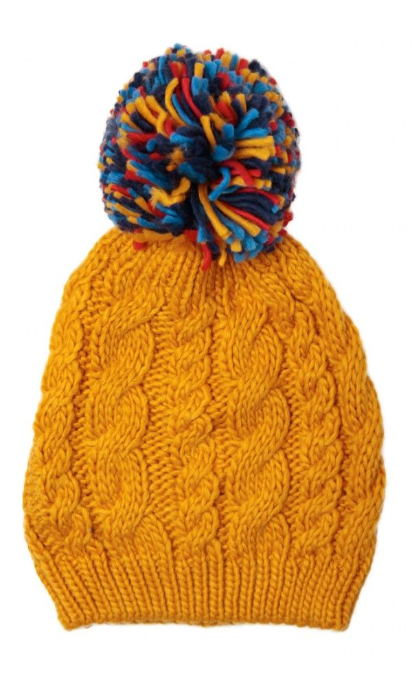 Louche Dorris Bobble Hat | hats | Pinterest