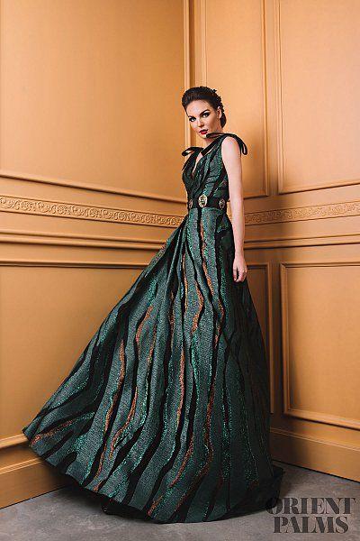Abiti Eleganti Ravenna.Ali Al Khechen Spring Summer 2018 Couture Abiti Moda E Haute