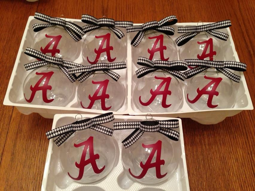 Alabama ornaments. Beautiful ornaments on this site ...