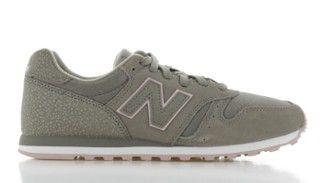 WL373 Grijs/Groen Dames | Nike sneakers, Schoenen sneakers ...
