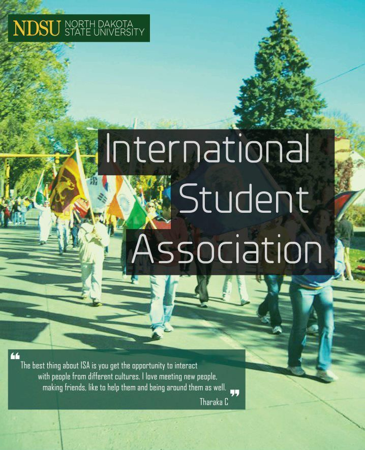 I was the webmaster of International Student Association of North Dakota State University. I designed the website of the organization and the poster. That website was the first hand coded website I built in my life.  I had very little knowledge about HTML/CSS. http://www.acm.ndsu.nodak.edu/hosted/isa/