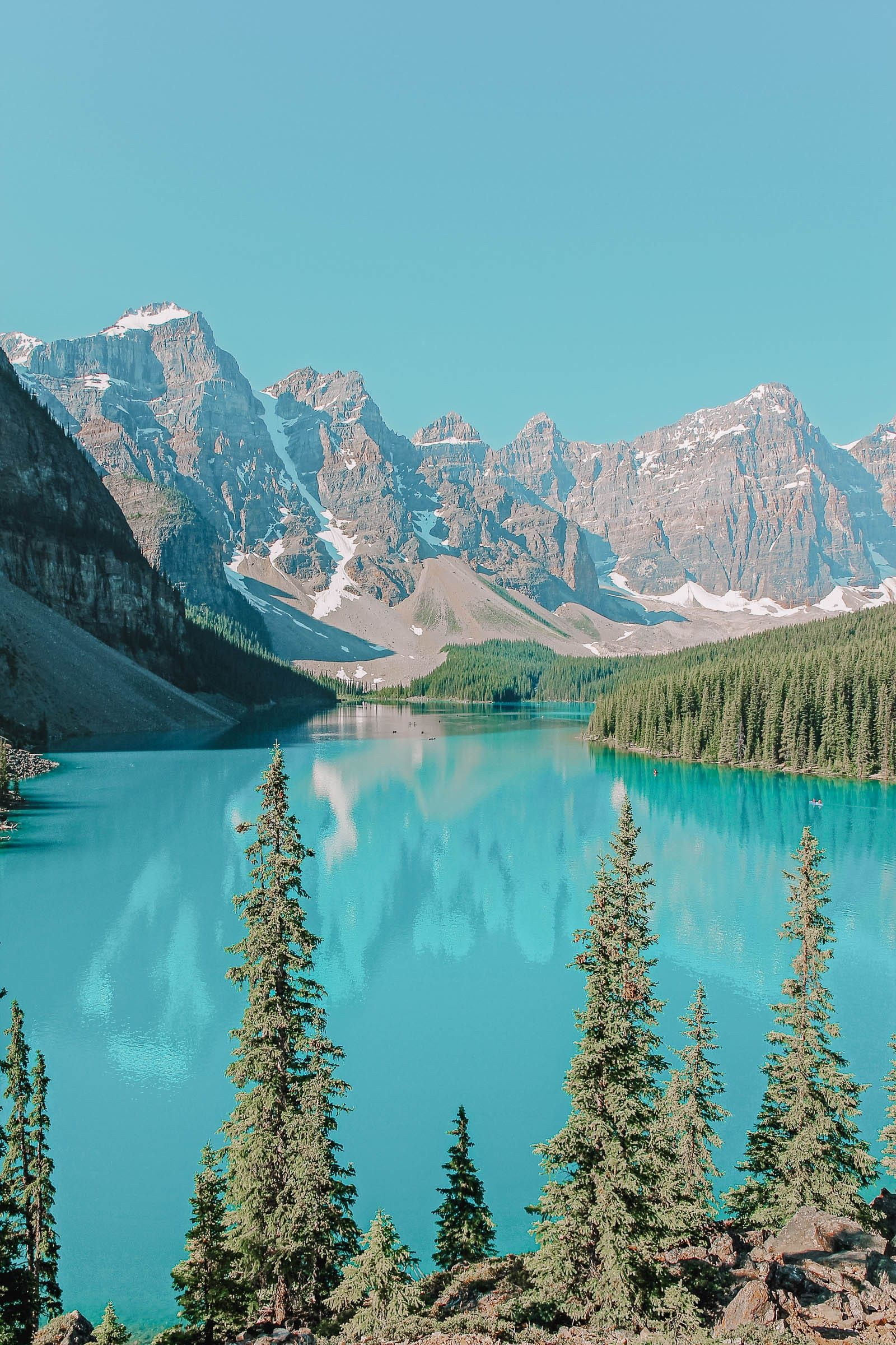 11 Best Hikes In Alberta - Hand Luggage Only - Travel, Food & Photography Blog