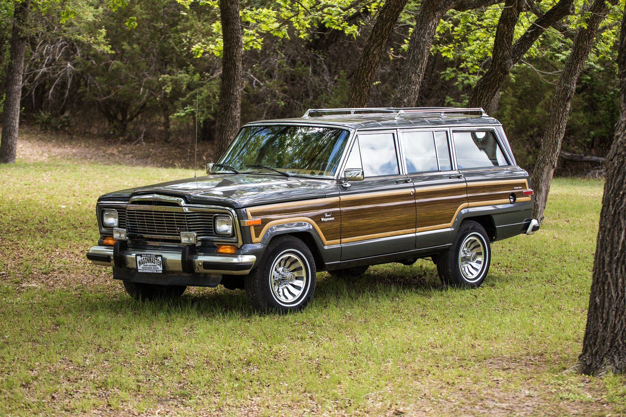Even Grander The Second Time Around Jeep Wagoneer Jeep Cars