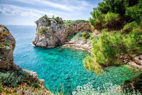Geheimnisvolles Pula im Norden Kroatiens #vacationdestinations