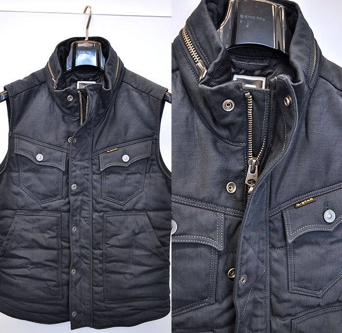 Up Close with G Star RAW 2014 2015 Fall Autumn Winter Mens