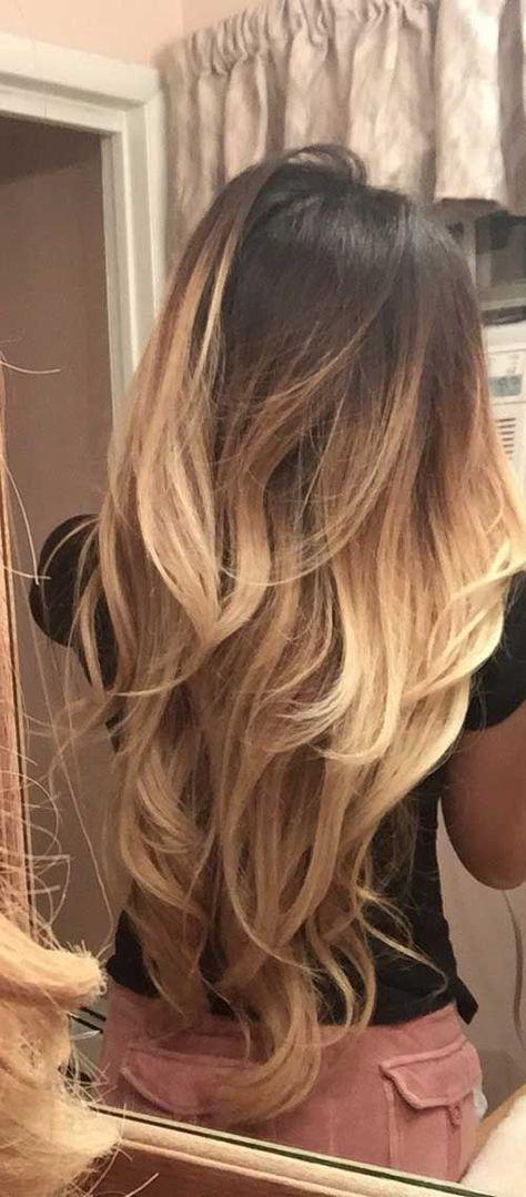 34 Cabelos Longos Repicados + Tutorial pra cortar sozinha! #cabelos