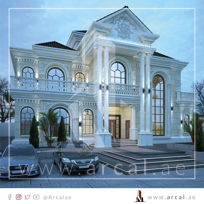 Classic Luxury Villa Luxury Villa House Styles Wedding Stage Decorations