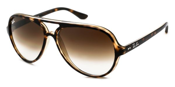 1074d5af28 Buy Ray-Ban RB4125 Cats 5000 710/51 Light Havana sunglasses from Australia