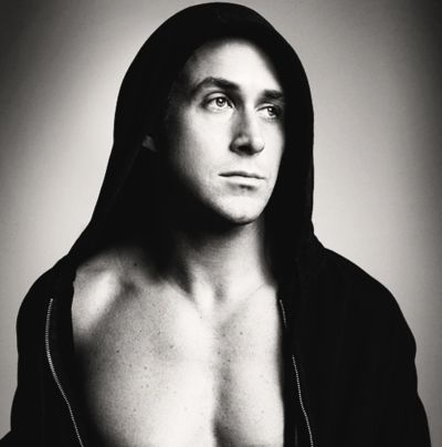 Pretty Ryan Gosling.
