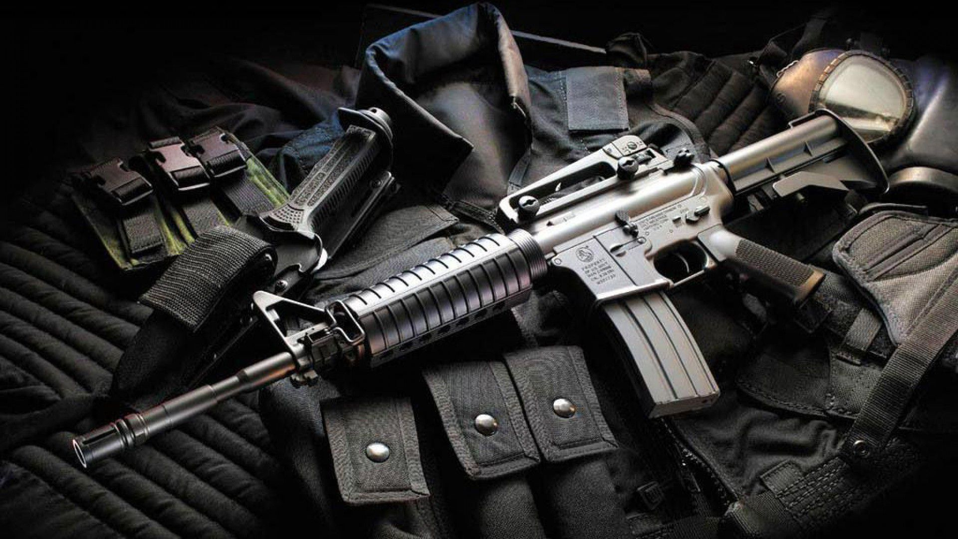 cool gun wallpaper tech guns weapons firearms