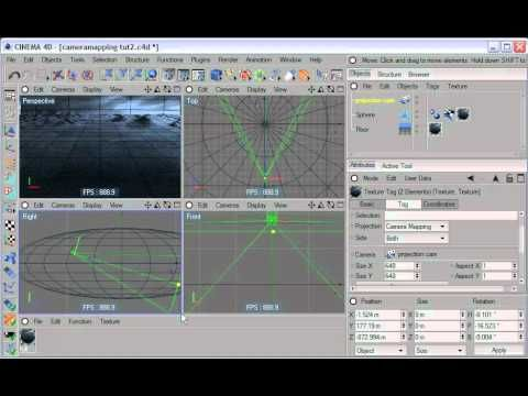 cameraprojection videotut