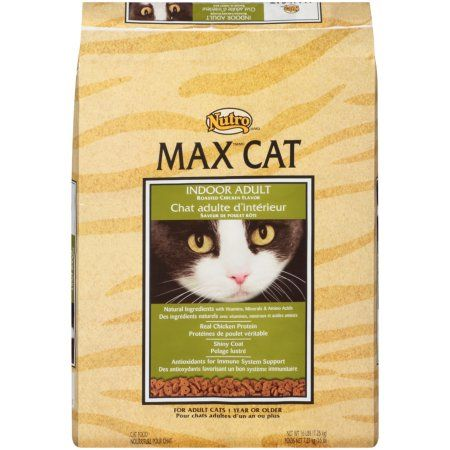 Pets Dry cat food, Roast chicken flavours, Chicken flavors