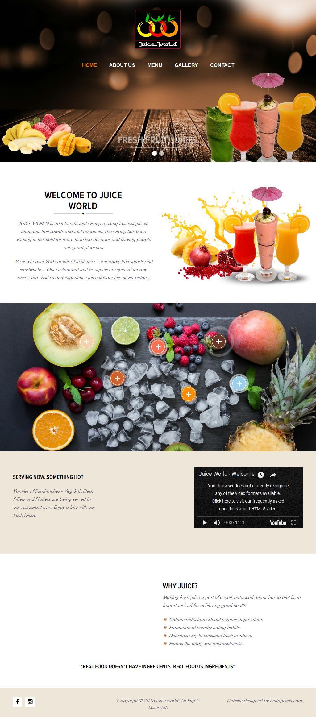 Juice World Shop 15 Al Rigga Road