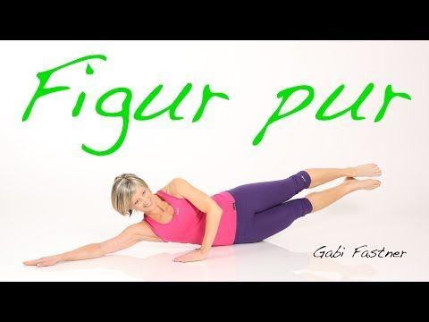 30 min. Frauen-Gymnastik auf der Matte ohne Hilfsmittel - YouTube #pilatesworkoutvideos