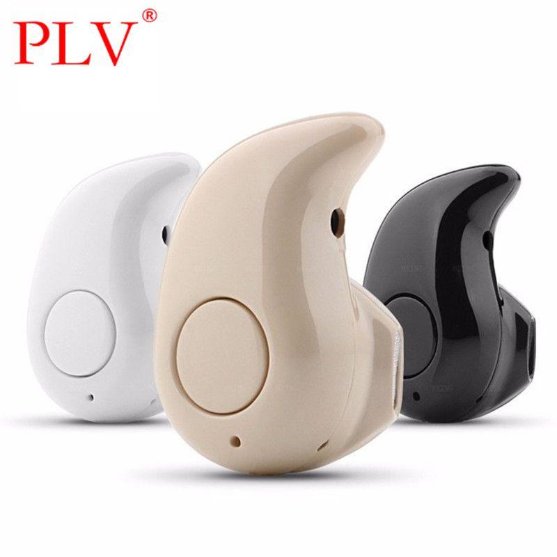 Mini drahtlose bluetooth v4.0 kopfhörer s530 sport kopfhörer headset ohrhörer ohrhörer mit mikrofon für iphone 6 7 handy tablet