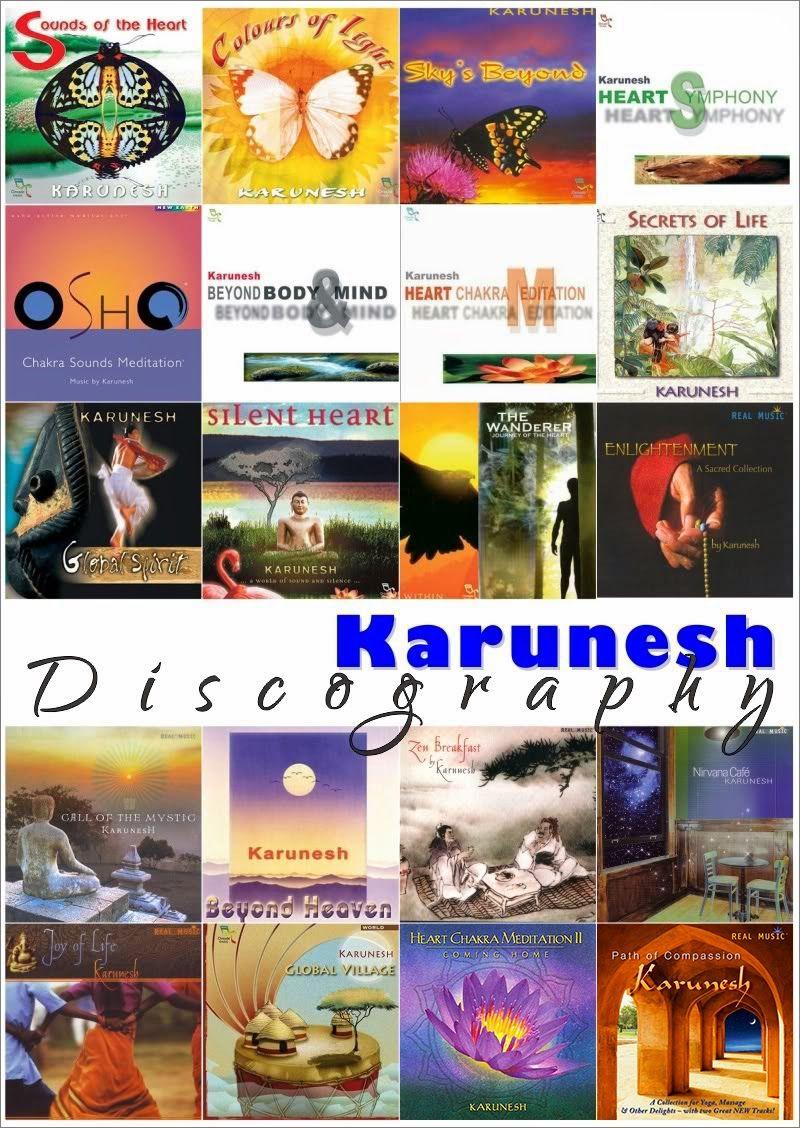 New Age/Meditative] Karunesh - Discography (1987-2012) [28CD] [APE